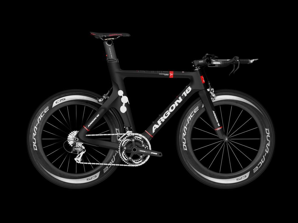 2015 Argon 18 E112 Tri Frameset Ykk Bikes