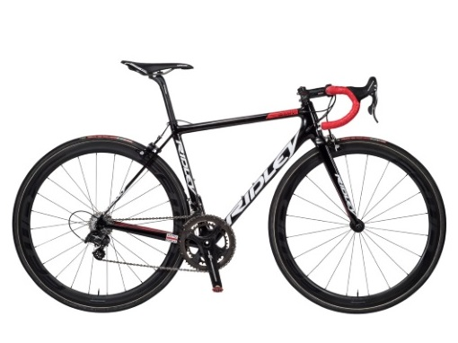 87f482981eb The frameset at the heart of Ridley's Helium X 105 Complete Road Bike is  typically pigeonholed as a