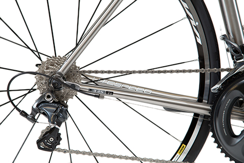 Litespeed T5 Titanium Road Frameset | YKK Bikes